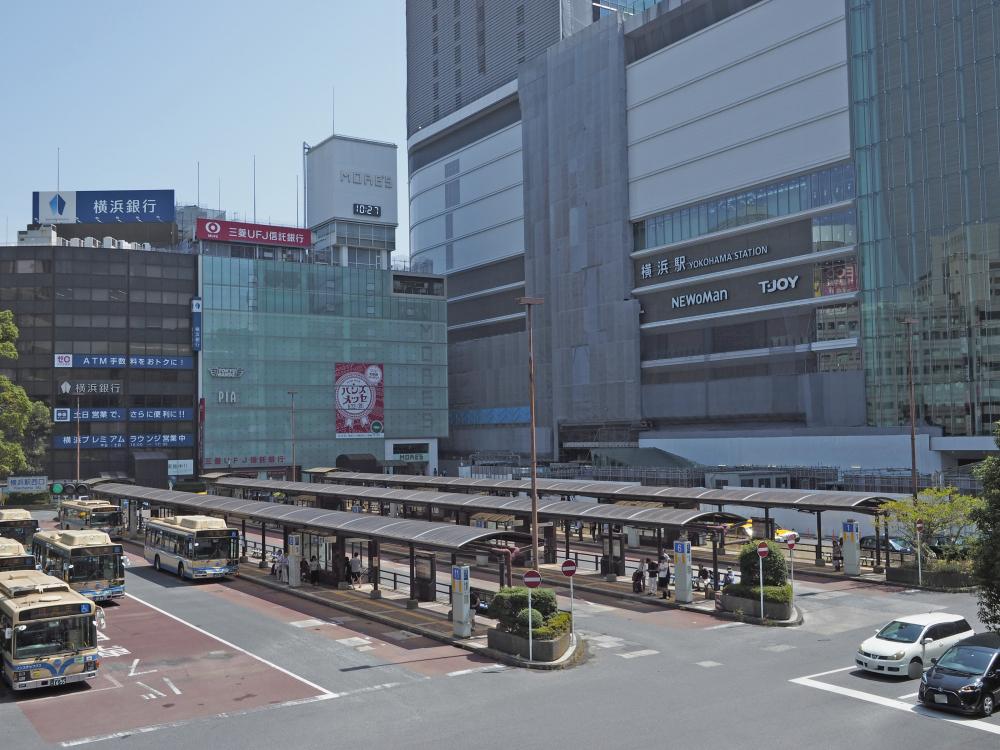 駅 横浜 アクセス・駐車場|横浜高島屋